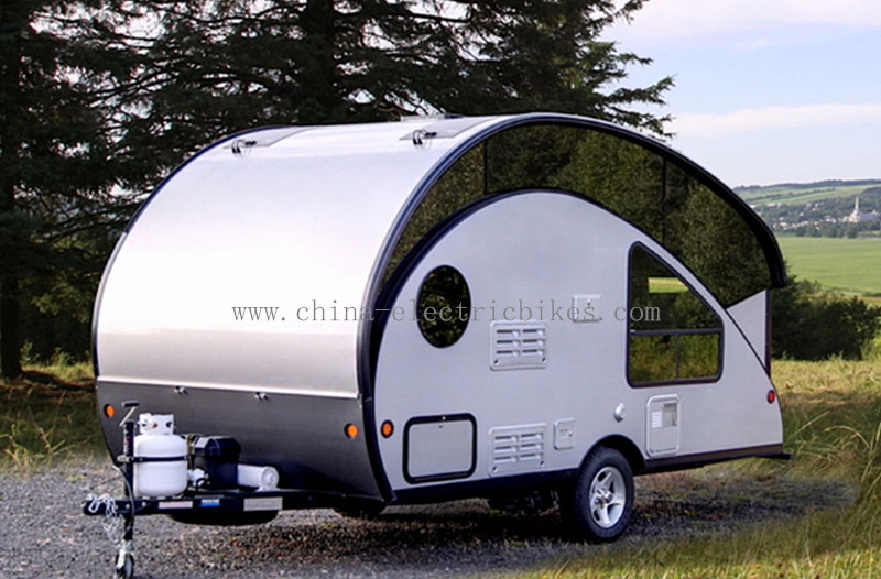 tc 014 - Small Camper Trailer